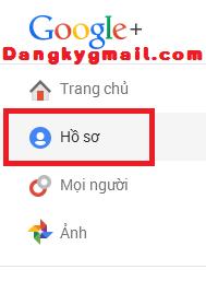 Đổi tên tài khoản Google ( Gmail)