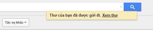 Gửi thư với Gmail