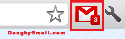 Kiểm tra thư Gmail không cần đăng nhập trên Chrome & Cốc Cốc