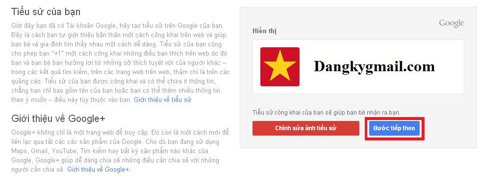 Hướng dẫn đăng ký Gmail tiếng Việt miễn phí