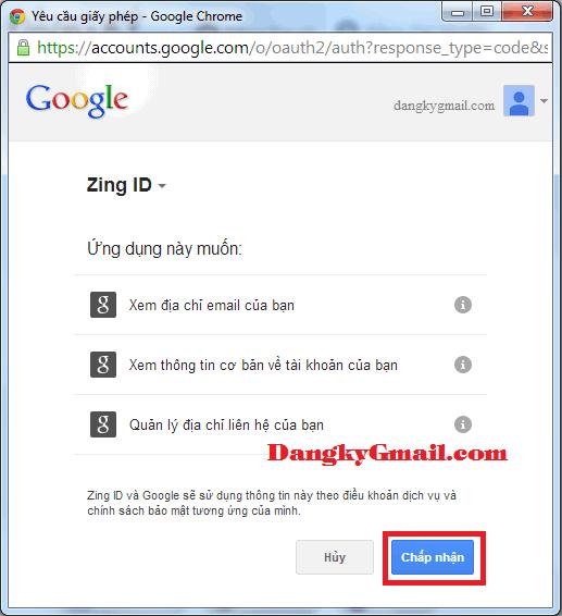 Hướng dẫn cách đăng ký tạo, lập tài khoản Zing mail