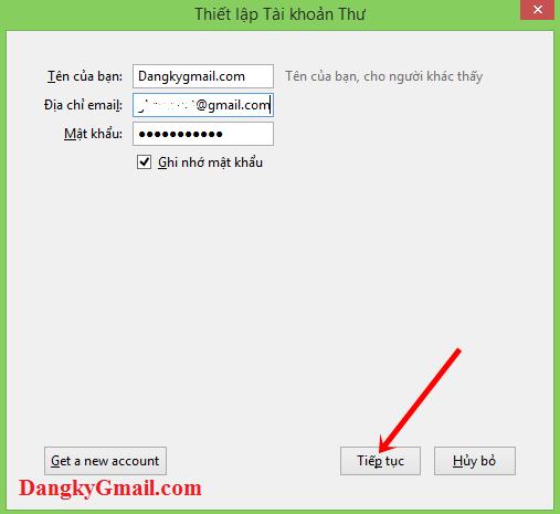 Hướng dẫn cách backup, sao lưu Gmail về máy tính