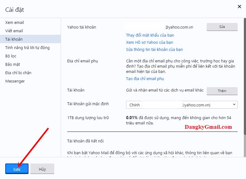 mail tin da gmail